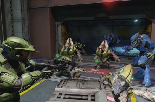 Halo: MCC re-adds Halo 2: Anniversary Rumble playlist