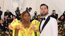 Serena Williams Celebrates 2-Year Anniversary With Alexis Ohanian In Sweet Video
