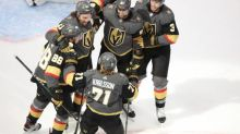 Hockey - NHL - NHL : Roussel et les Canucks impuissants contre les Golden Knights