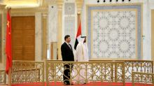 Xi ends state visit to UAE with raft of deals signed