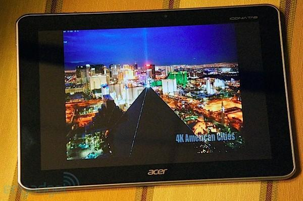 Acer unveils $450 Iconia Tab A700: 1920 x 1200 display and Tegra 3 under the hood