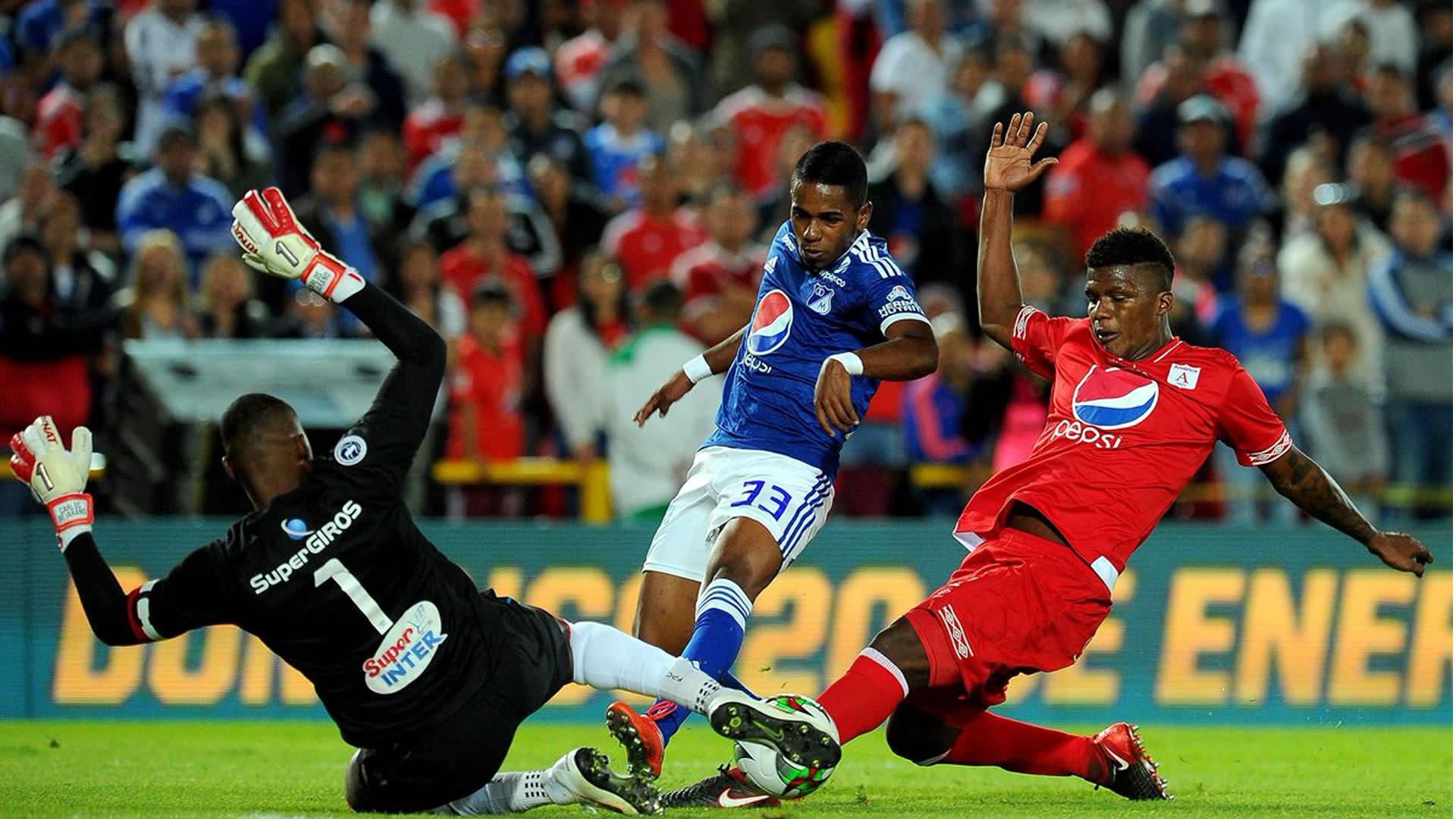 El cuadro albiazul solo tendrá que afrontar la Liga Águila en la primera mitad del año donde no tiene otro objetivo diferente al de ser campeón.