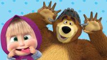 """I cartoni animati sono propaganda russa. Sotto accusa """"Masha e Orso"""""""