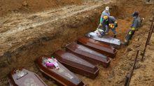 Em uma semana, Brasil registra 3.245 mortes por covid-19 e supera 9 mil mortos