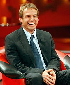 Klinsmann may finally be next U.S. soccer coach