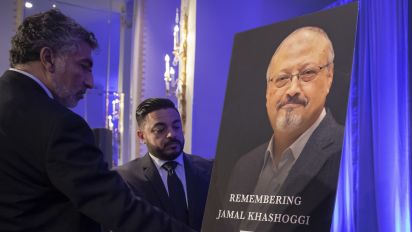 U.S. sanctions Saudis over Khashoggi death