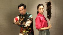 INTERVIEW: Hong Kong artists Moses Chan and Ali Lee on their TV chemistry