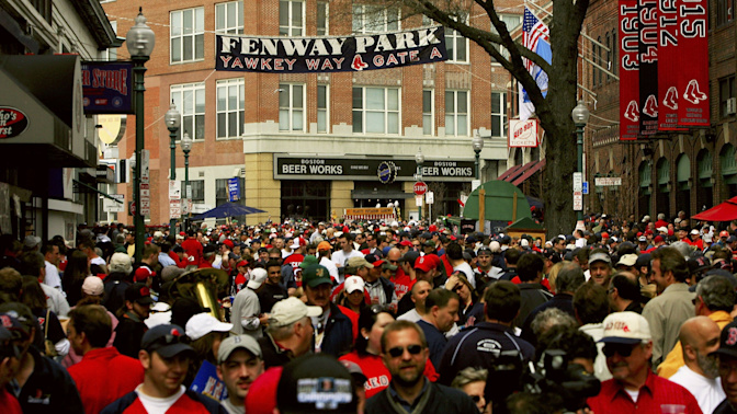 Boston has to face ugly history of Yawkey Way