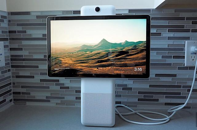 Facebook's Portal+ smart display is on sale for $200 right now