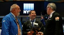 Wall St. opens higher on upbeat earnings, trade talk hopes