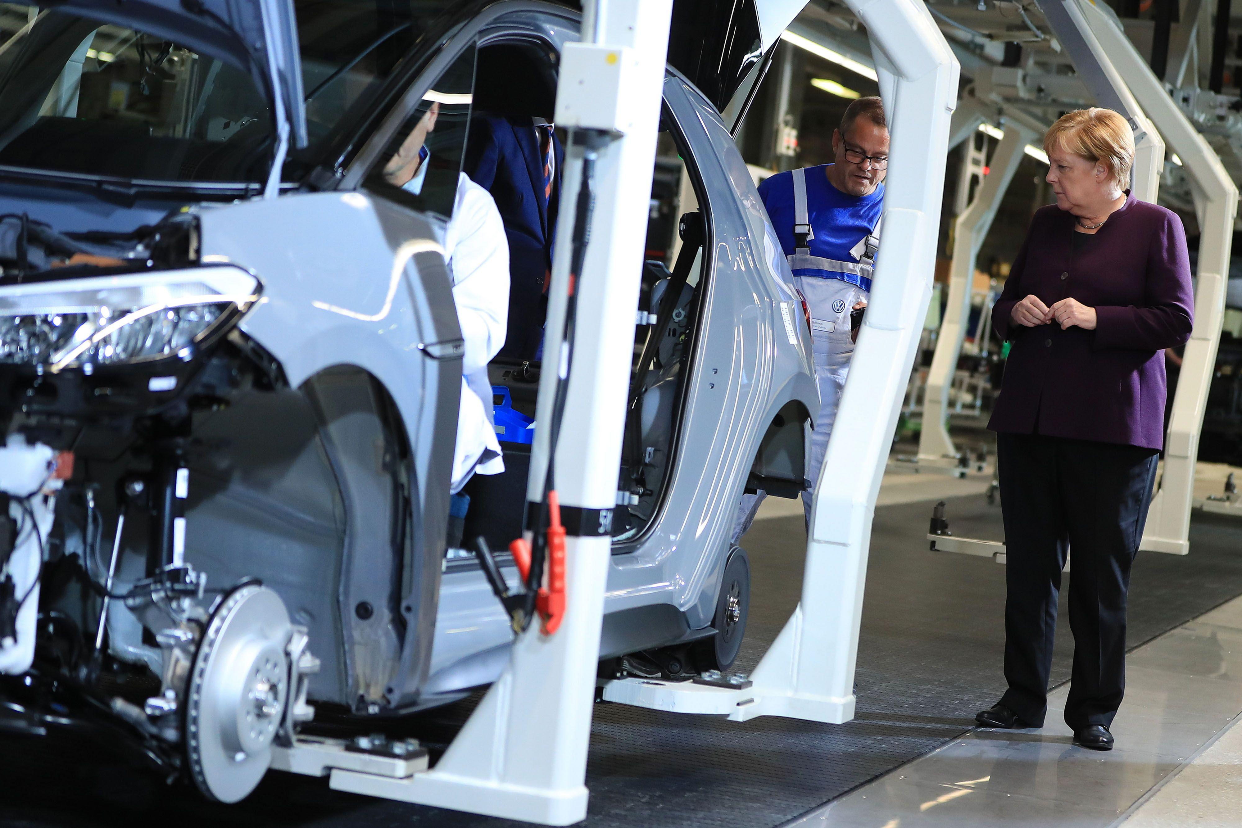 Electric Car Incentives >> Germany Boosts Electric Car Incentives To Stimulate Demand