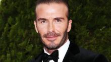 David Beckham Shut Down A Fan Who Suggested He'd Gotten Botox