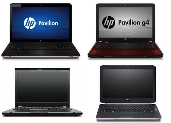 The dual-core Sandy Bridge laptops have arrived! Dell, HP, Lenovo, and Sony start shipping systems
