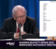 Warren Buffett makes the case for doing what he says, not what he does