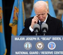 Biden honors late son Beau in emotional pre-inauguration speech: 'We should be introducing him as president'