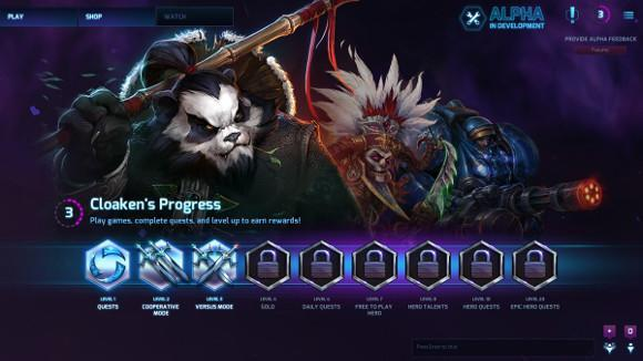 Heroes of the Storm: First account wipe this Tuesday