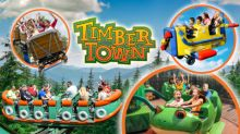 New Timber Town Themed Kids' Area Debuts at Frontier City for 2019