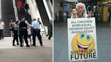 'Absolutely disgusting': Iconic Sydney activist 'brutally' arrested by police