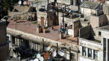 Las viviendas clandestinas se multiplican en las azoteas de Casablanca