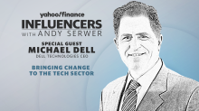 Michael Dell joins 'Influencers with Andy Serwer'