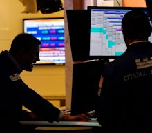 Stock market news live updates: Stock futures edge lower ahead of more earnings, jobs data