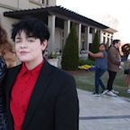 Transgender teen denied 'prom king' title is crowned in gender-free school ceremony