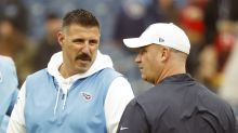 Titans' Mike Vrabel reacts to Texans firing Bill O'Brien
