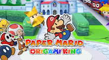 """Paper Mario: The Origami King"" Is Nintendo's First Mario Game This Year"