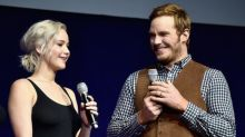 CinemaCon Report: 'Passengers' Stars Chris Pratt, Jennifer Lawrence Show Some Sexy Scenes