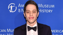Pete Davidson Thanks Girlfriend Cazzie David For Helping Him Stay Sober: 'I'm Very Lucky'