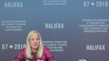 Young people need us to act on climate change, McKenna tells G7 ministers