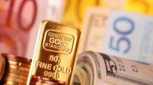 Aversión al Riesgo Sube, Pero el Oro Cae el Jueves por Fortaleza del Dólar