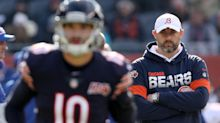 The 10 days last October that shook the Bears' faith in Mitch Trubisky