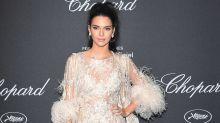 Kendall Jenner Photographs Cindy Crawford's Daughter Kaia Gerber