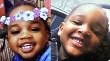 Boy, 4, and girl, 2, go missing after being left home alone in London