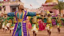 Can Will Smith's 'Aladdin' Genie compete with Robin Williams's? 'Prince Ali' clip divides fans