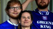 EN IMAGES - Couples mythiques : Ed Sheeran et Cherry Seaborn, le retour en enfance