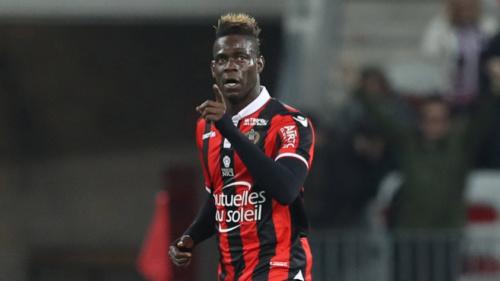Balotelli marca, Nice busca resultado, mas fica no empate com o Caen
