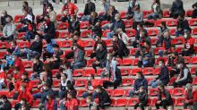 7,000 fans to be allowed at French league game next weekend