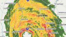 Huracán Laura de categoría 4 toca tierra en Lousiana y texas esta noche