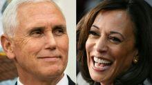 Présidentielle américaine: Mike Pence et Kamala Harris, les numéros deux, entrent en piste