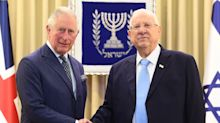 Israeli president tells Charles he still expects a visit from the Queen