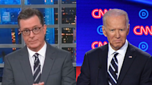 Biden catches a late-night beatdown following night two of the Democratic debate