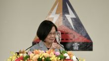 Taiwan YouTuber loses China business over Tsai interview