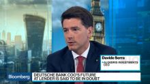 Deutsche Bank's Key Issue Is Profitability, Says Algebris Investments' Serra