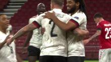 Foot - L. nations - Ligue des nations: les buts de Danemark-Belgique en vidéo