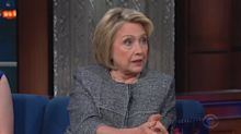 Hillary Clinton says Trump's behavior was 'embarrassing, if not illegal and impeachable'