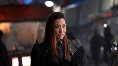 """Michelle Yeoh star alongside Mel Gibson in """"Boss Level"""""""