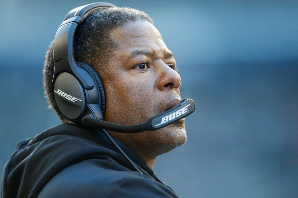 Browns working on deal to hire Steve Wilks as coordinator