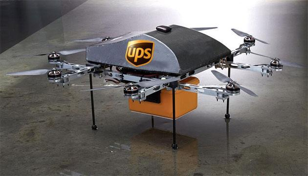 UPS experimenting with delivery drones, set to challenge Amazon's Prime Air